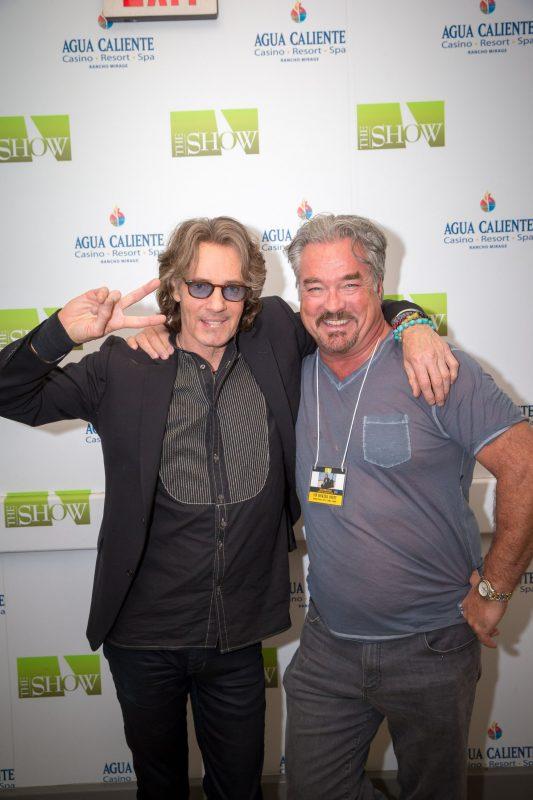 Rick and actor John Callahan