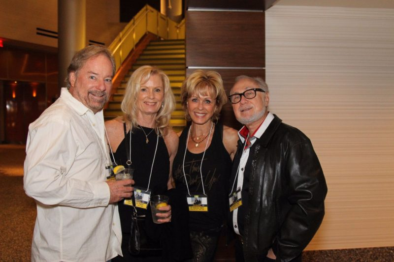 Sponsors Paul and Michele Mahoney and Andrew and Dian Neiderman