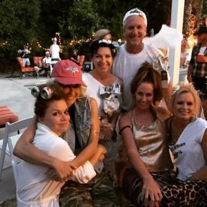 Bobbie Eakes, Melissa, Aleks Lyons, Geoff Payne, Kristin Hermann, Michele Mahoney